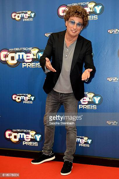 Atze Schroeder attends the 20th Annual German Comedy Awards at Coloneum on October 25 2016 in Cologne Germany