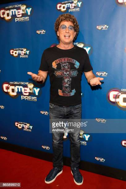 Atze Schroeder attends the 21st Annual German Comedy Awards at Studio in Koeln Muehlheim on October 24 2017 in Cologne Germany