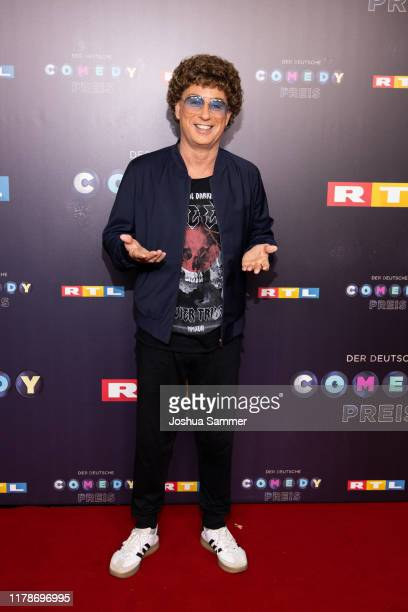 Atze Schroeder attends the 23rd annual German Comedy Awards at Studio in Köln Mühlheim on October 02, 2019 in Cologne, Germany.