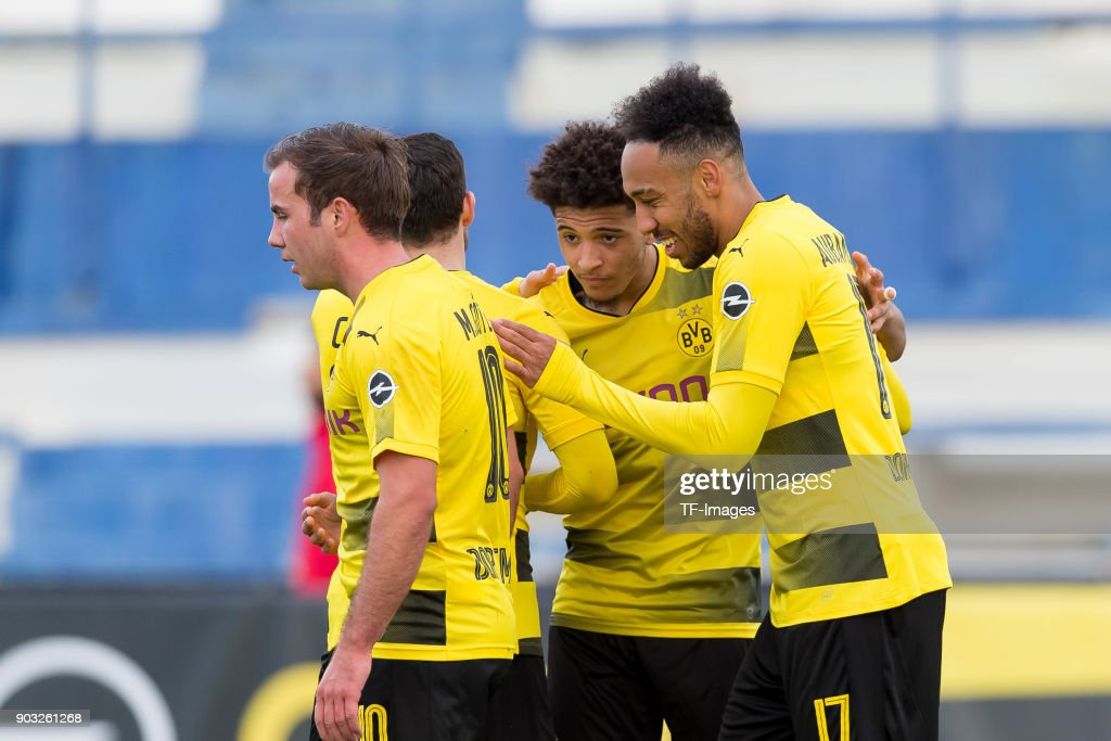 Borussia Dortmund v SV Zulte Waregem - Friendly Match : Nieuwsfoto's