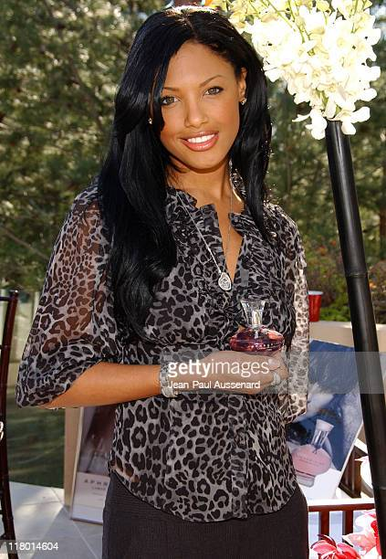 KD Aubert at Aphrodisiac during 2007 Silver Spoon Golden Globes Suite Day 2 in Los Angeles California United States Photo by JeanPaul...