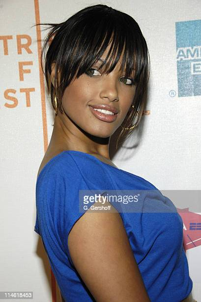 KD Aubert during The 6th Annual Tribeca Film Festival The Grand Premiere at Tribeca Performing Arts Center in New York City New York United States
