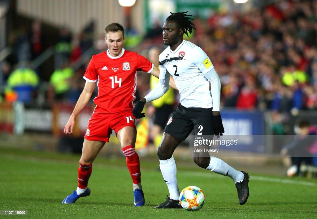 Wales v Trinidad and Tobago - International Friendly : News Photo