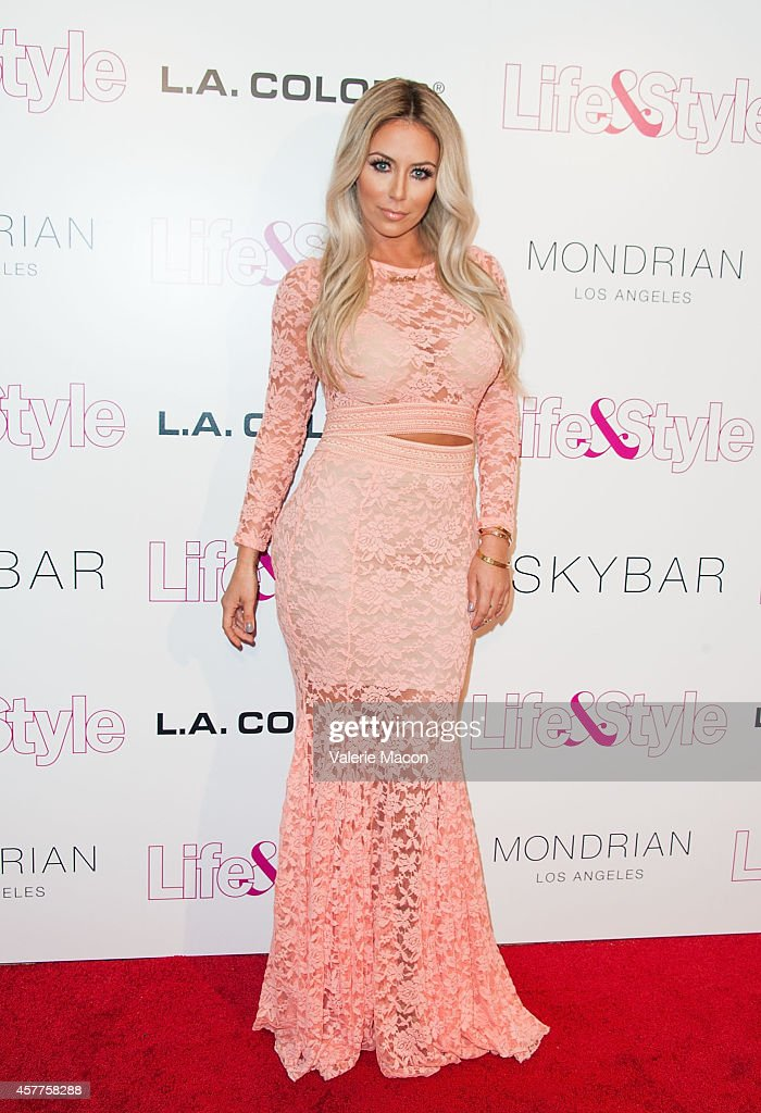 Life & Style Weekly 10 Year Anniversary Party - Arrivals