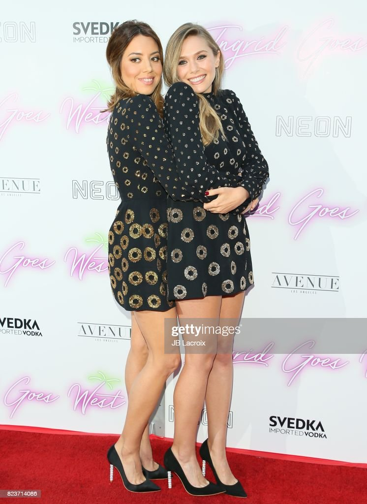 "Premiere Of Neon's ""Ingrid Goes West"" - Arrivals : Foto jornalística"