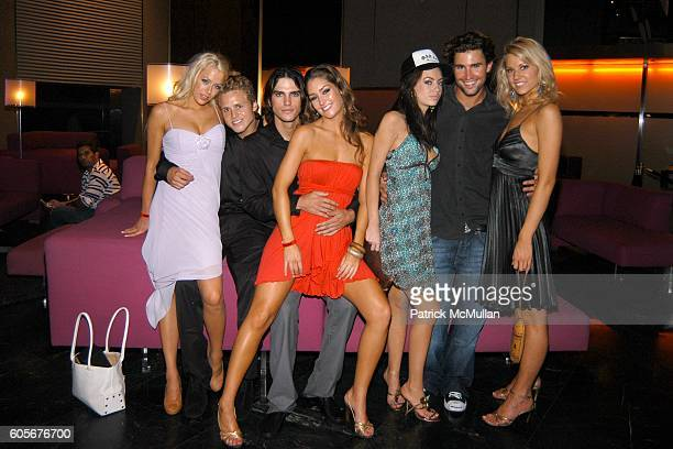 Aubrie Lemon Spencer Pratt Ben Godfried Erin McNaught and attend Miss Universe Post Pageant VIP Party hosted by Chuck Nabit Dave Geller Ed St John...