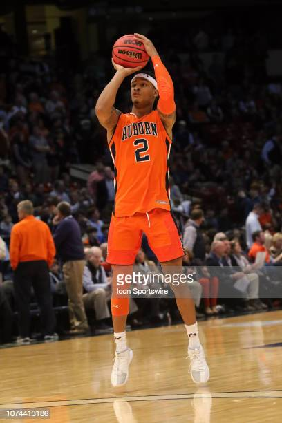 Auburn Tigers guard Bryce Brown during the game between the UAB Blazers and the Auburn Tigers on December 15 2018 at Legacy Arena in Birmingham...