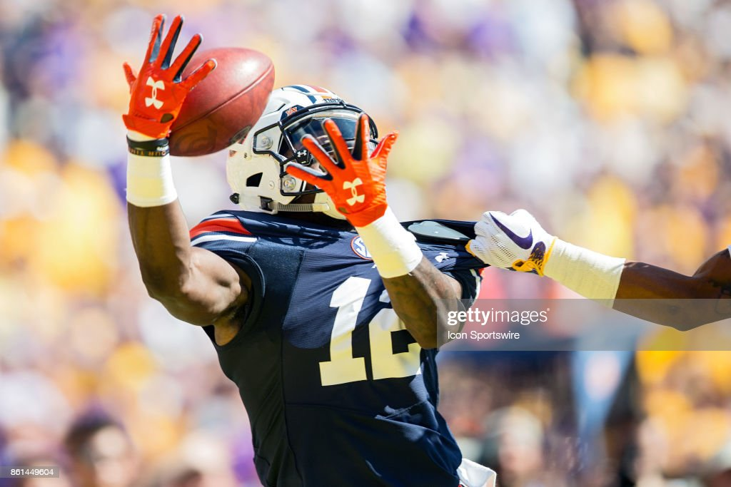 COLLEGE FOOTBALL: OCT 14 Auburn at LSU