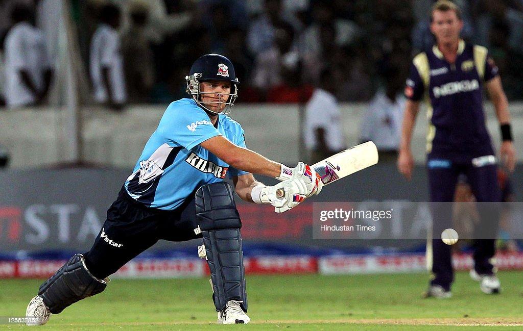 Kolkata Knight Riders v Auckland Aces - 2011 Champions League Twenty20