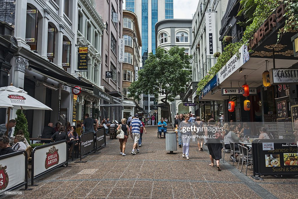 Auckland City Life : Stock Photo