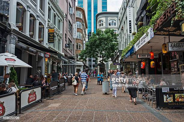 auckland city life - auckland stock pictures, royalty-free photos & images