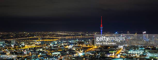Auckland City Panorama