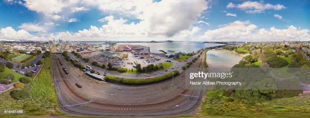 Auckland City. : Stock Photo