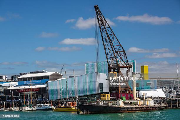 auckland maritime museum - auckland museum stock photos and pictures