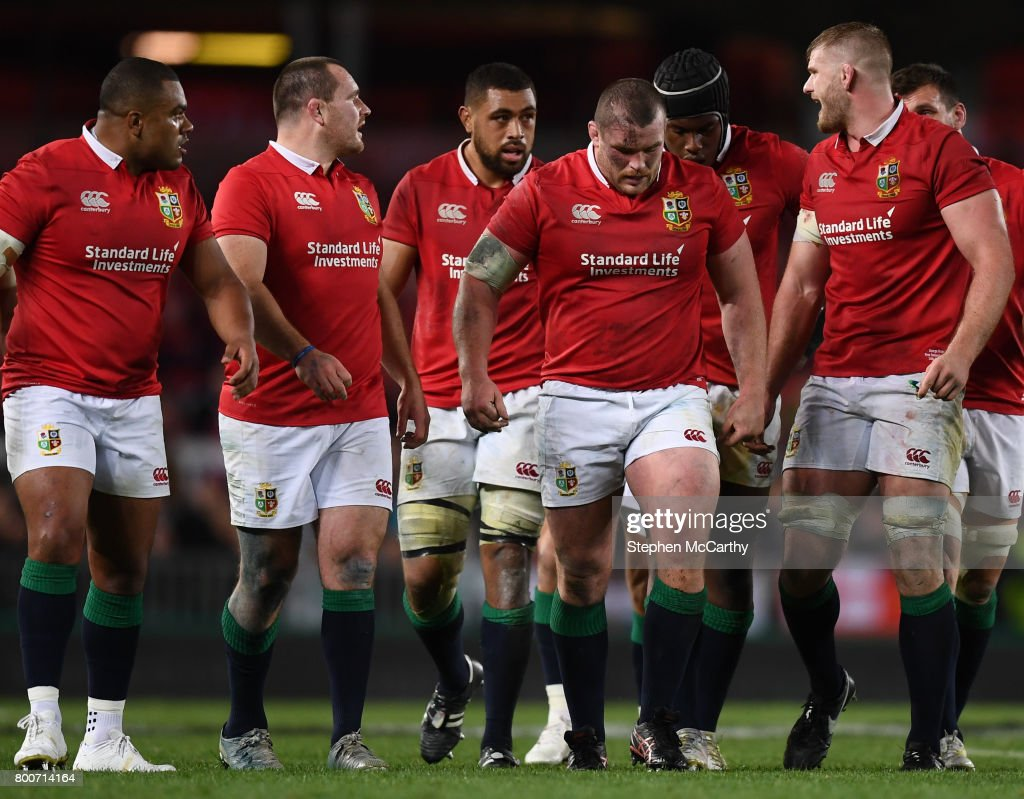 New Zealand v British & Irish Lions - 1st Test : ニュース写真