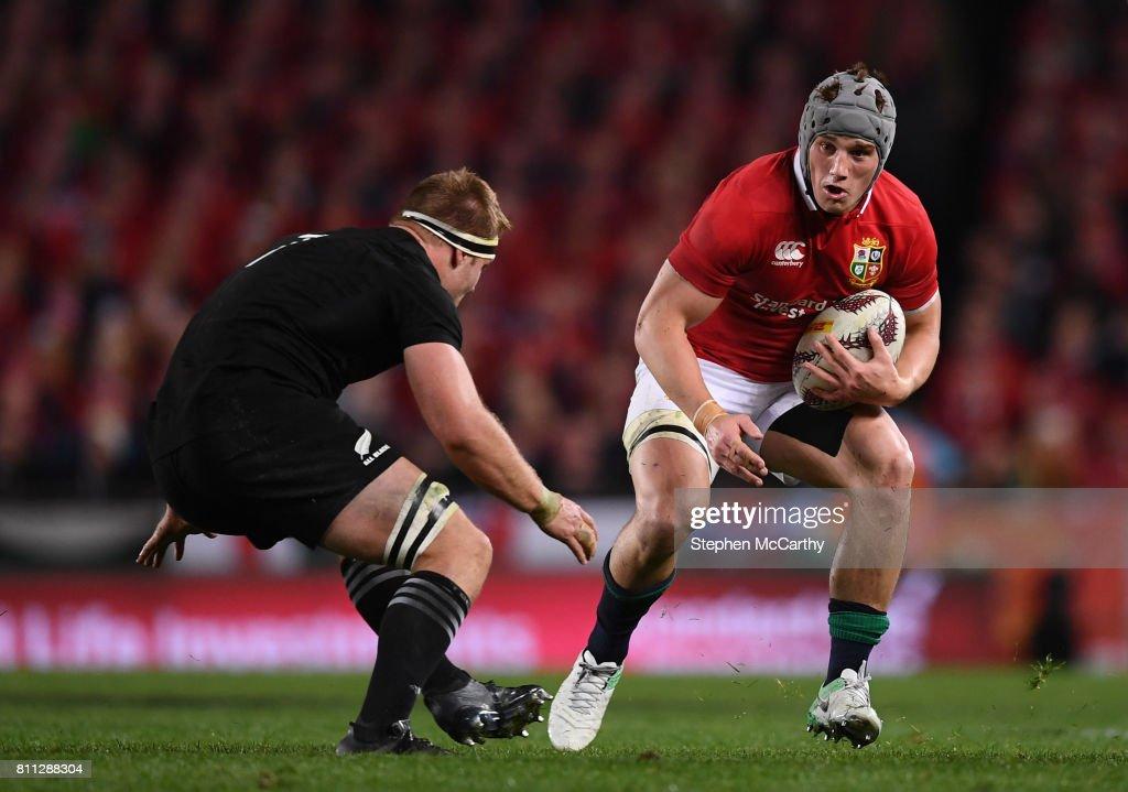 New Zealand v British & Irish Lions - 3rd Test : News Photo