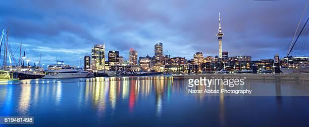 Auckland Panorama.