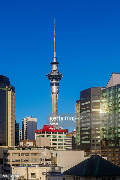 Auckland Sky Tower, New Zealand