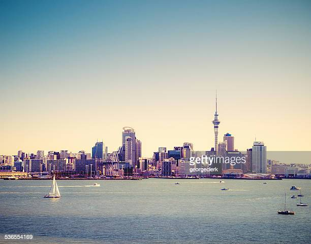 Auckland Summer Skyline