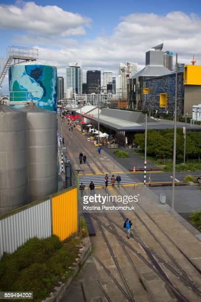 Auckland Viaduct Harbour