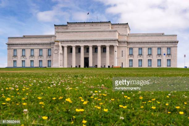 auckland war memorial museum - cenotaph stock pictures, royalty-free photos & images