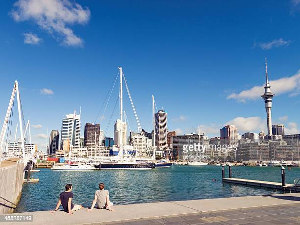 Auckland's Viaduct Harbour