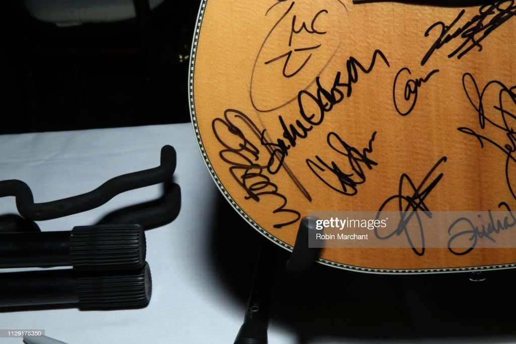 CA: MusiCares Person Of The Year Honoring Dolly Parton – Charity Signings - Day 2