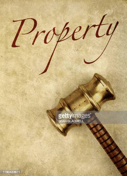 auction property - bid stock pictures, royalty-free photos & images