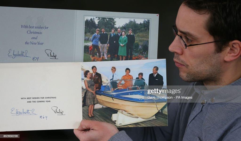 Royal memorabilia sale : News Photo