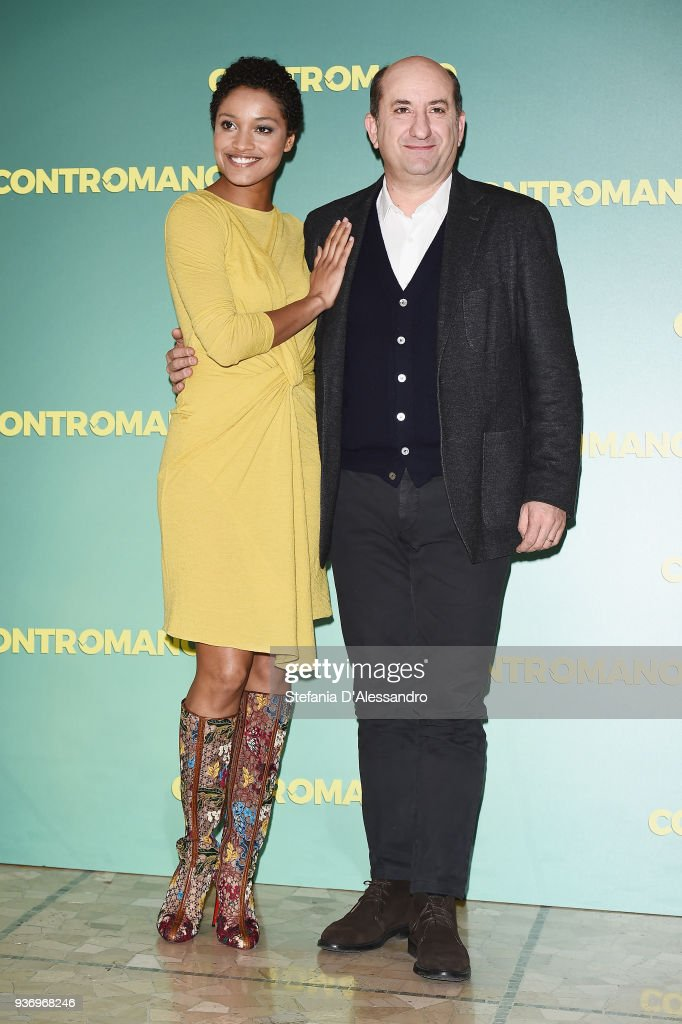 Contromano Photocall In Milan : News Photo