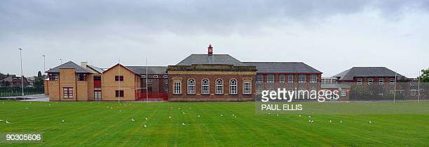Audenshaw School is pictured in Audenshaw east of Manchester northwest England on September 2 2009 Two teenagers plotted to mount a killing spree at...