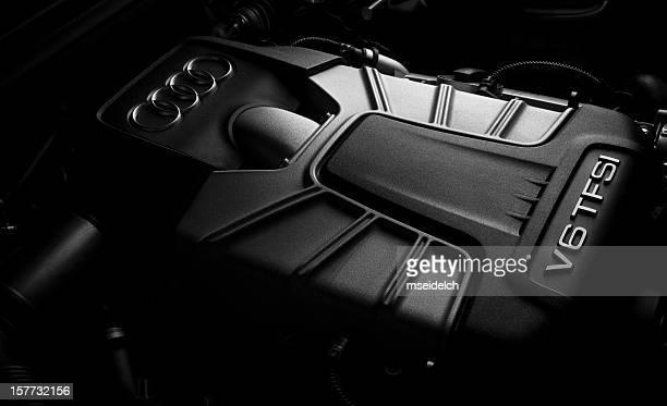 Audi 3.0 liters supercharged V6 TFSI engine