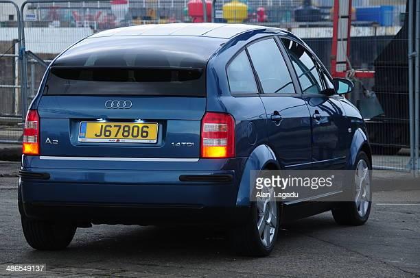 Audi A2 2002 1.4 TDi SE, U.K.