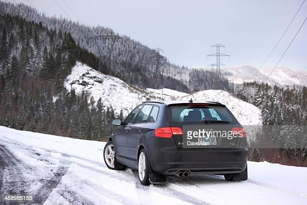 Audi A3 Quattro Winter.