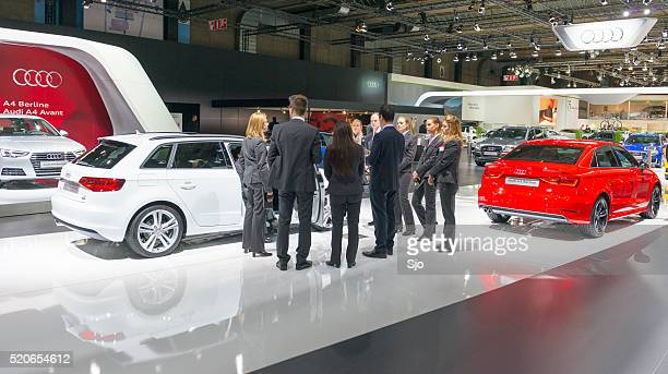 Audi A3 Sportback and A3 Sedan compact luxury cars