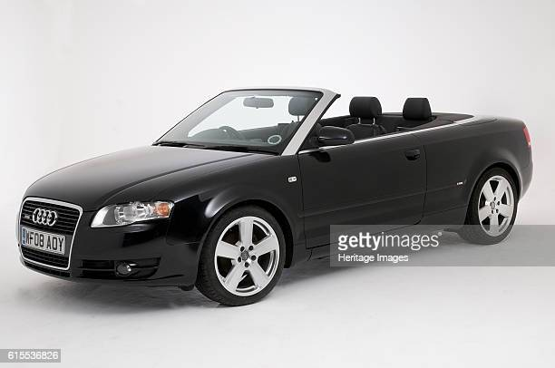 Audi A4 20 tdi S Line Convertible Artist Unknown