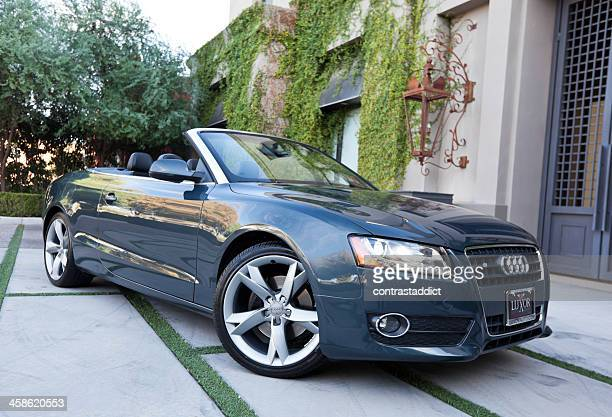 audi a5 2010 - audi stock pictures, royalty-free photos & images