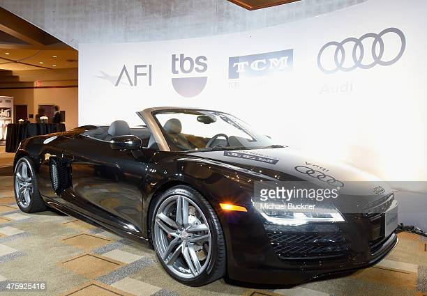 Audi car seen during the 2015 AFI Life Achievement Award Gala Tribute Honoring Steve Martin at the Dolby Theatre on June 4 2015 in Hollywood...