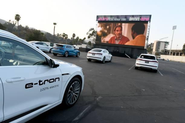 CA: Audi Celebrates AFI Fest Drive-in Screening Of ONE NIGHT IN MIAMI