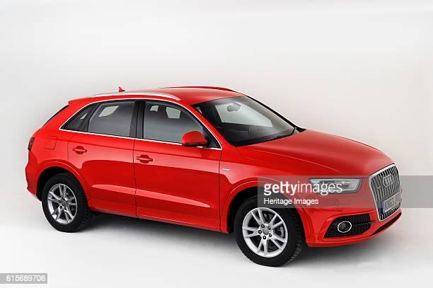 Audi Q3. Artist Unknown.