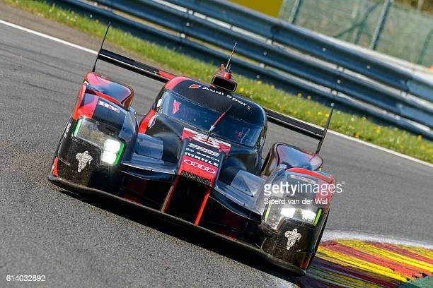 Audi R18 e-tron quattro Le Mans Prototyp Rennwagen