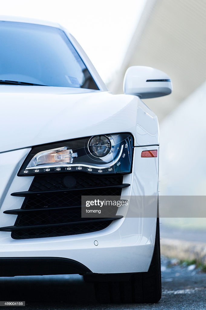 Audi R8 : Stock Photo