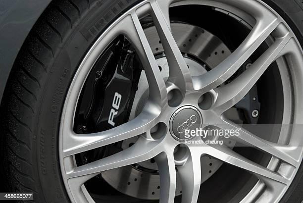 Audi R8 Rad