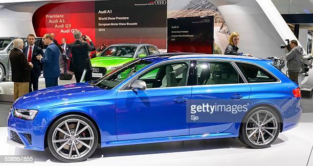 Audi RS4 Avant high performance estate Auto