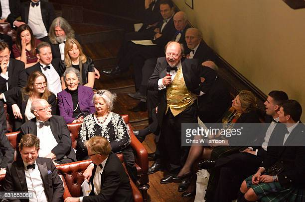 Audience members listen to speakers during the Cambridge Union bicentenary debate on February 07 2015 in Cambridge England Recent reports have...