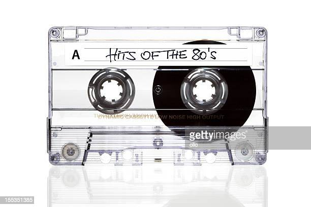 Audio Cassette. Hits of the 80s