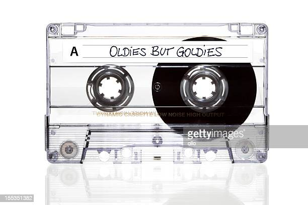 Audio Cassette. Oldies but Goldies