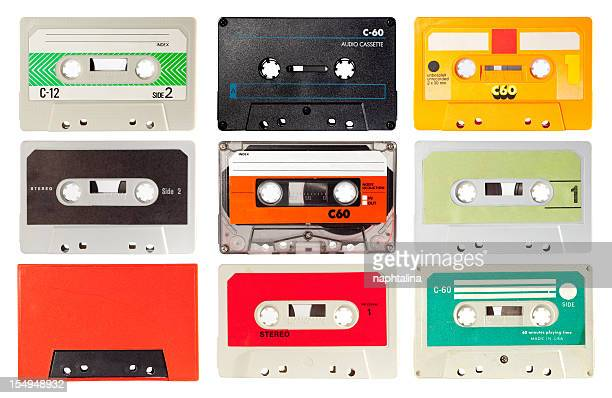 audio cassette series