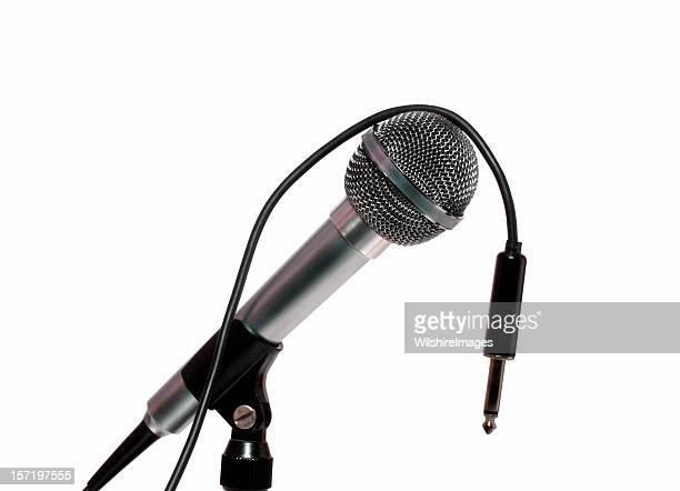 Audio: Unplugged Studio Microphone