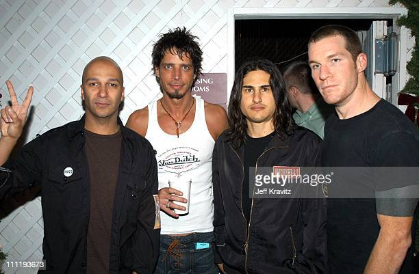 Audioslave during KROQ Almost Acoustic Christmas Concert at Universal Amphitheater in Universal City CA United States